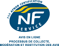Certification NF Avis Clients Gîtes de France