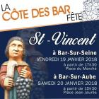 La Saint Vincent Côte des Bar